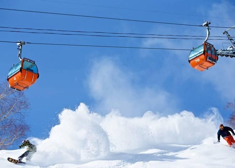 ■札幌國際滑雪場