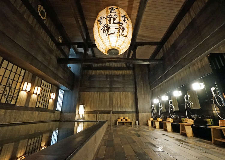 Winter in Japan: Soaking after Skiing! 4 Onsen Hot Springs Near Sapporo