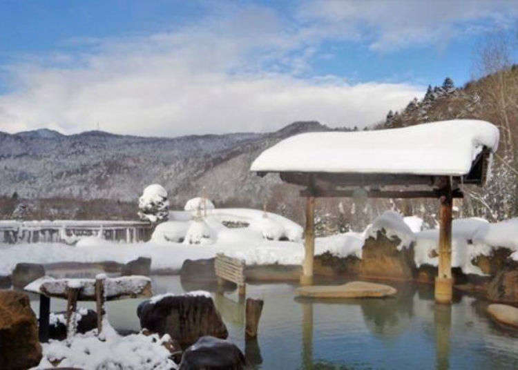 Day Trips from Sapporo City: Enjoy a relaxing spa day at Hoheikyo Onsen!