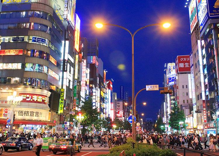 Shinjuku