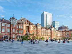 東京車站站內