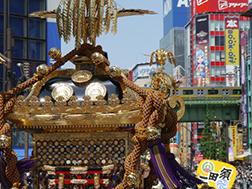 5月上旬~中旬 神田祭