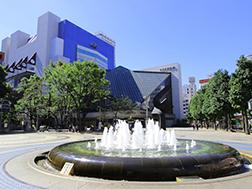 Area Pintu Barat Ikebukuro