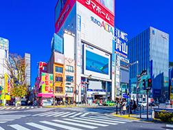 新宿東口地區
