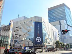 Ueno-hirokoji/Ueno-okachimachi station area