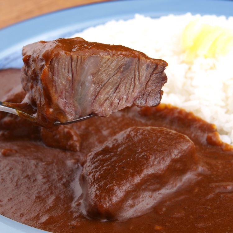 Sales for Newly made BEEF CURRY open today at 6:00PM.