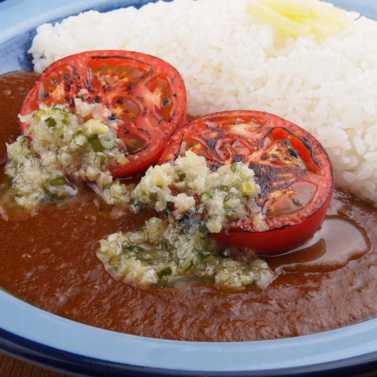 Sales for Newly made TOMATO CURRY open today at 6:00PM.