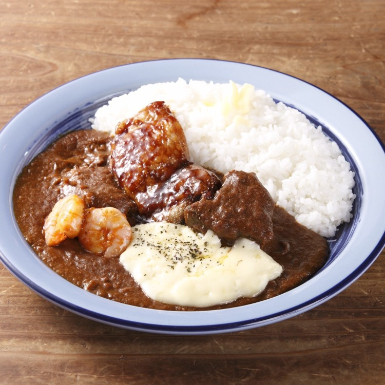 Sales for Newly made ALL CURRY open today at 6:00PM.
