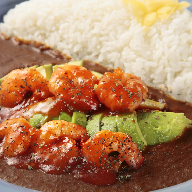 Sales for Newly made SHRIMP AVOCADO CURRY open today at 6:00PM.