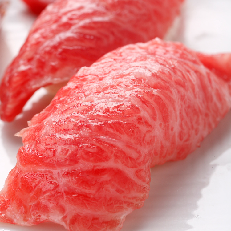 Fresh Pacific bluefin tuna arriving today at 11:00AM.