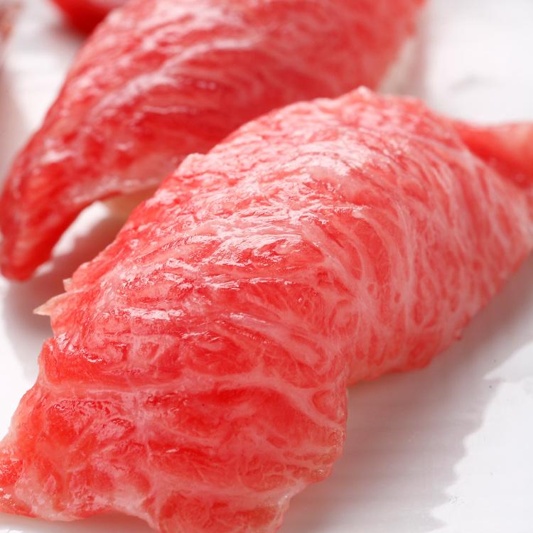 Fresh Bluefin tuna sashimi arriving 24 May 2019, 11:00AM.