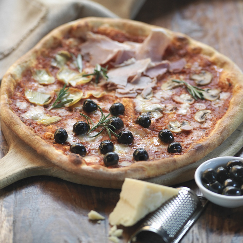 Italian & French Food