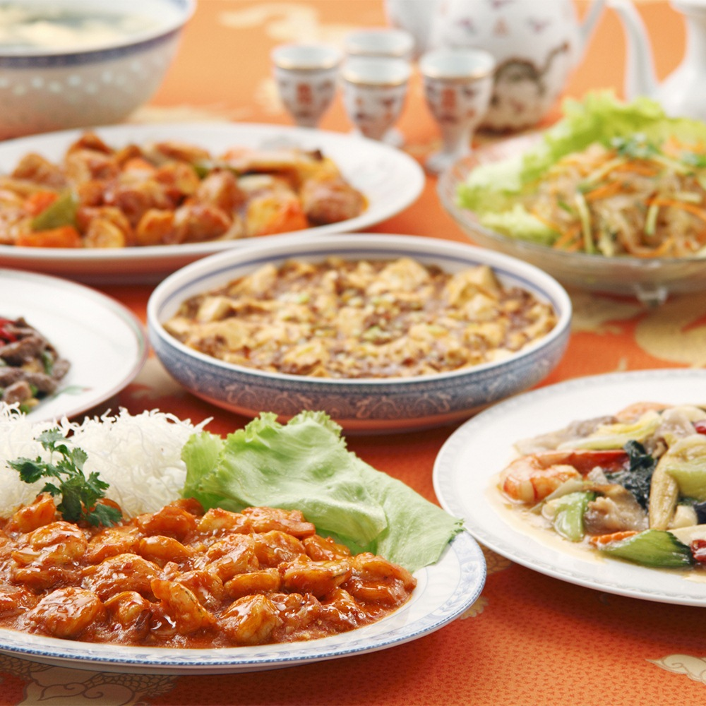 Makanan Cina