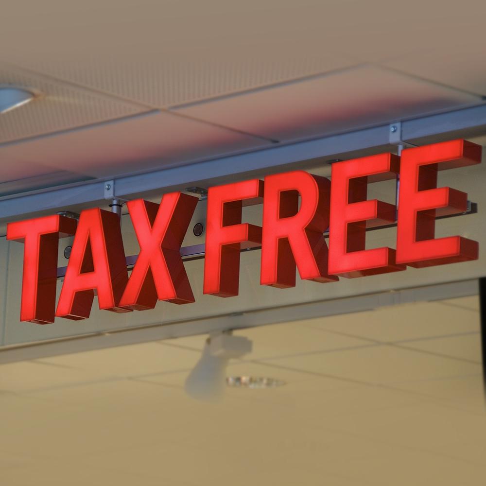 Duty-Free Shops