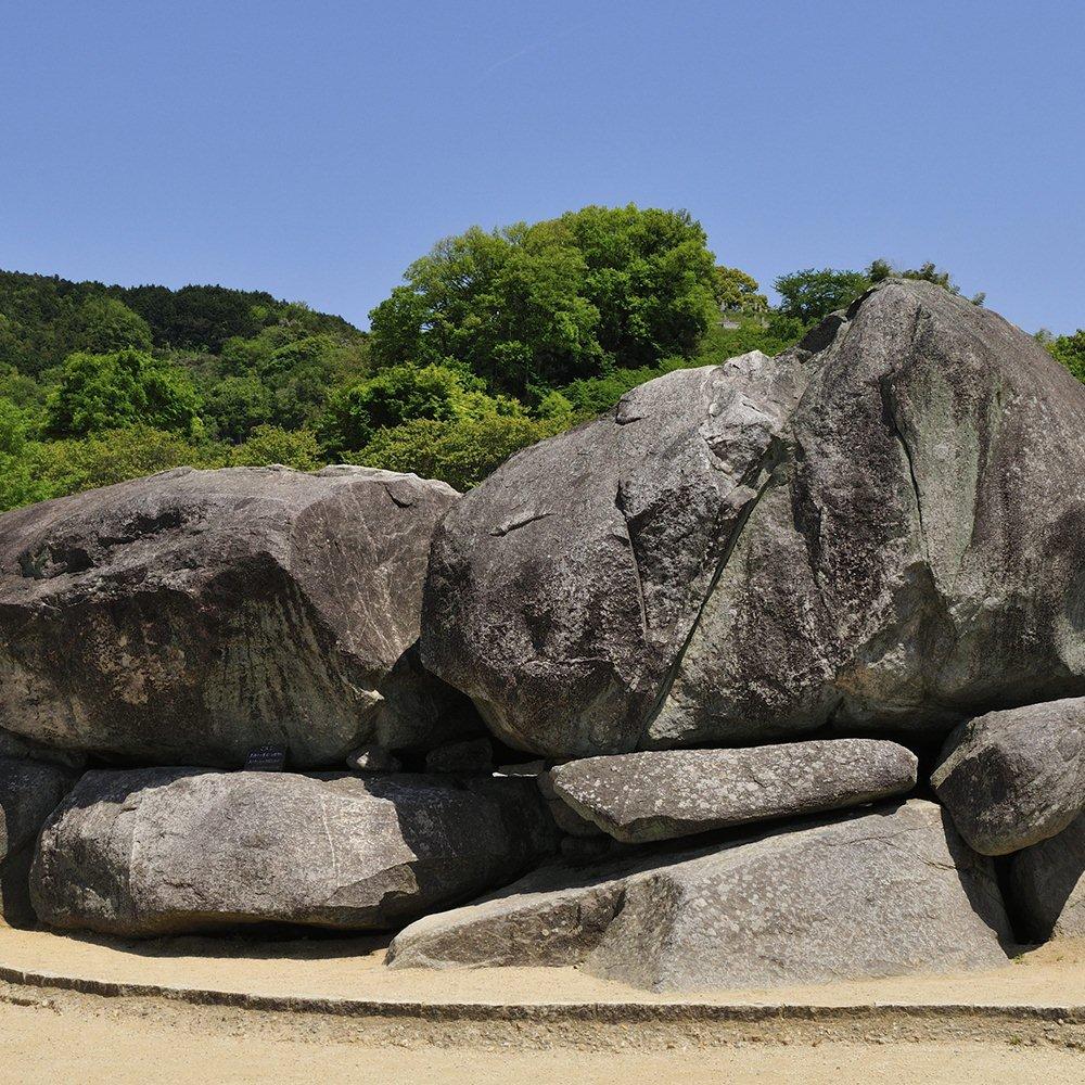 """Ancient Tombs """"Kofun"""""""