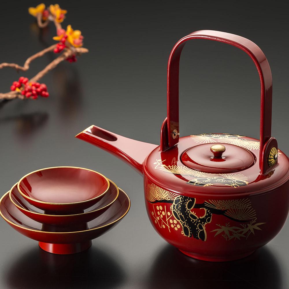 Traditional Lacquerware