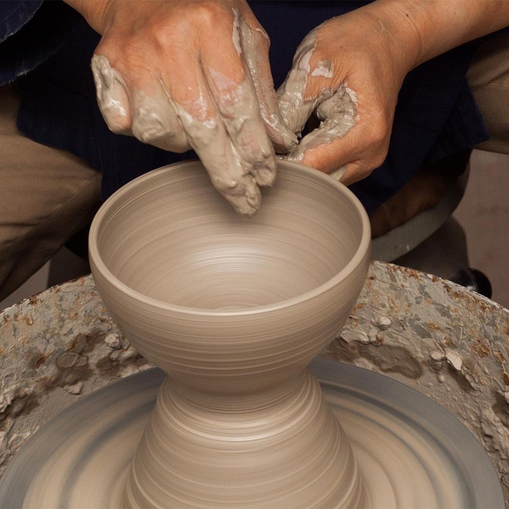 """Pottery """"Yakimono"""""""