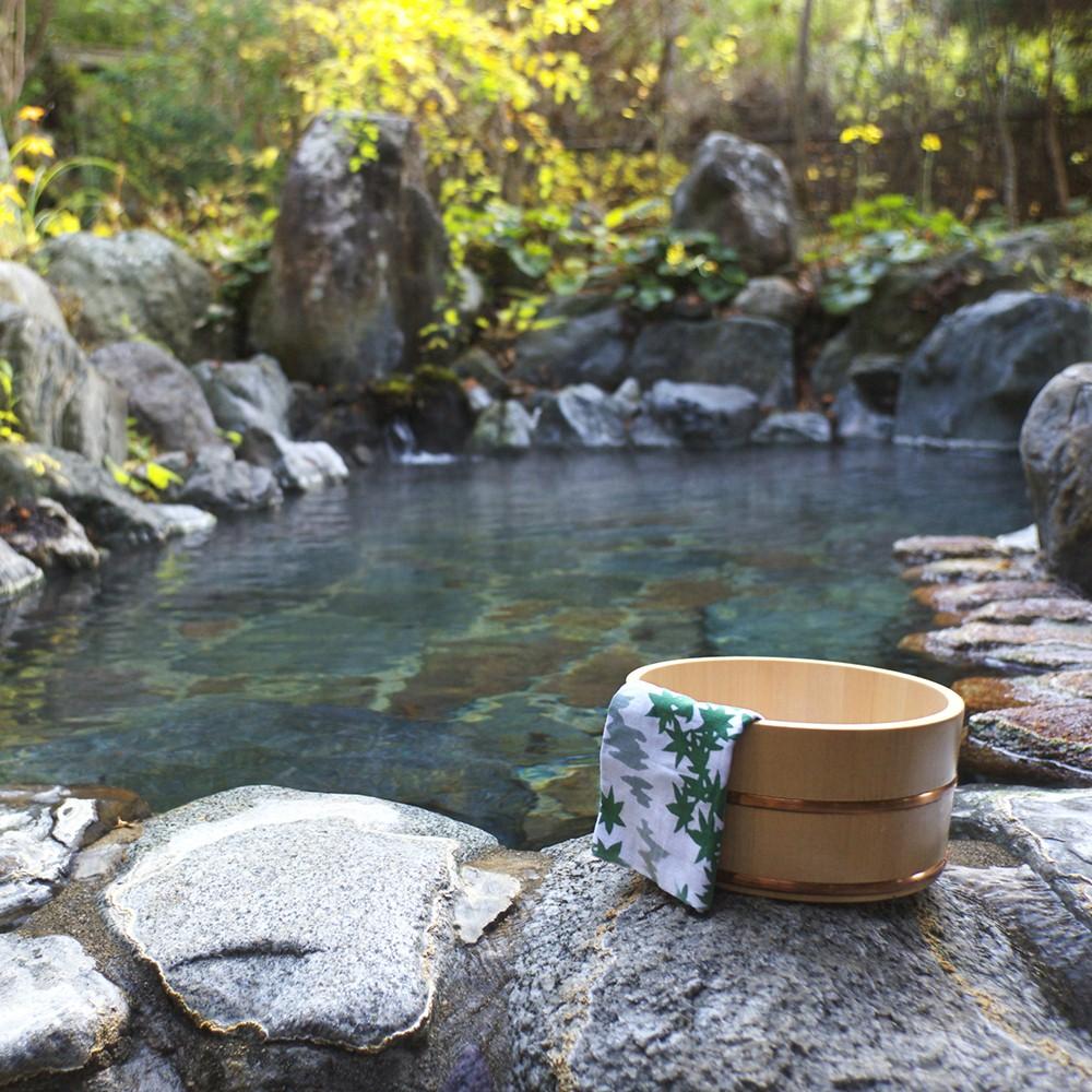 温泉、浴池