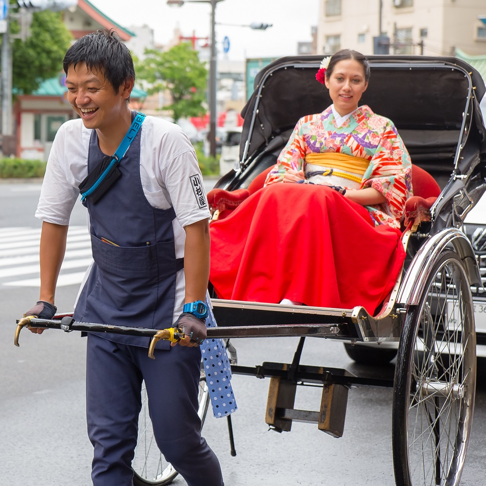 Ride Around Japan