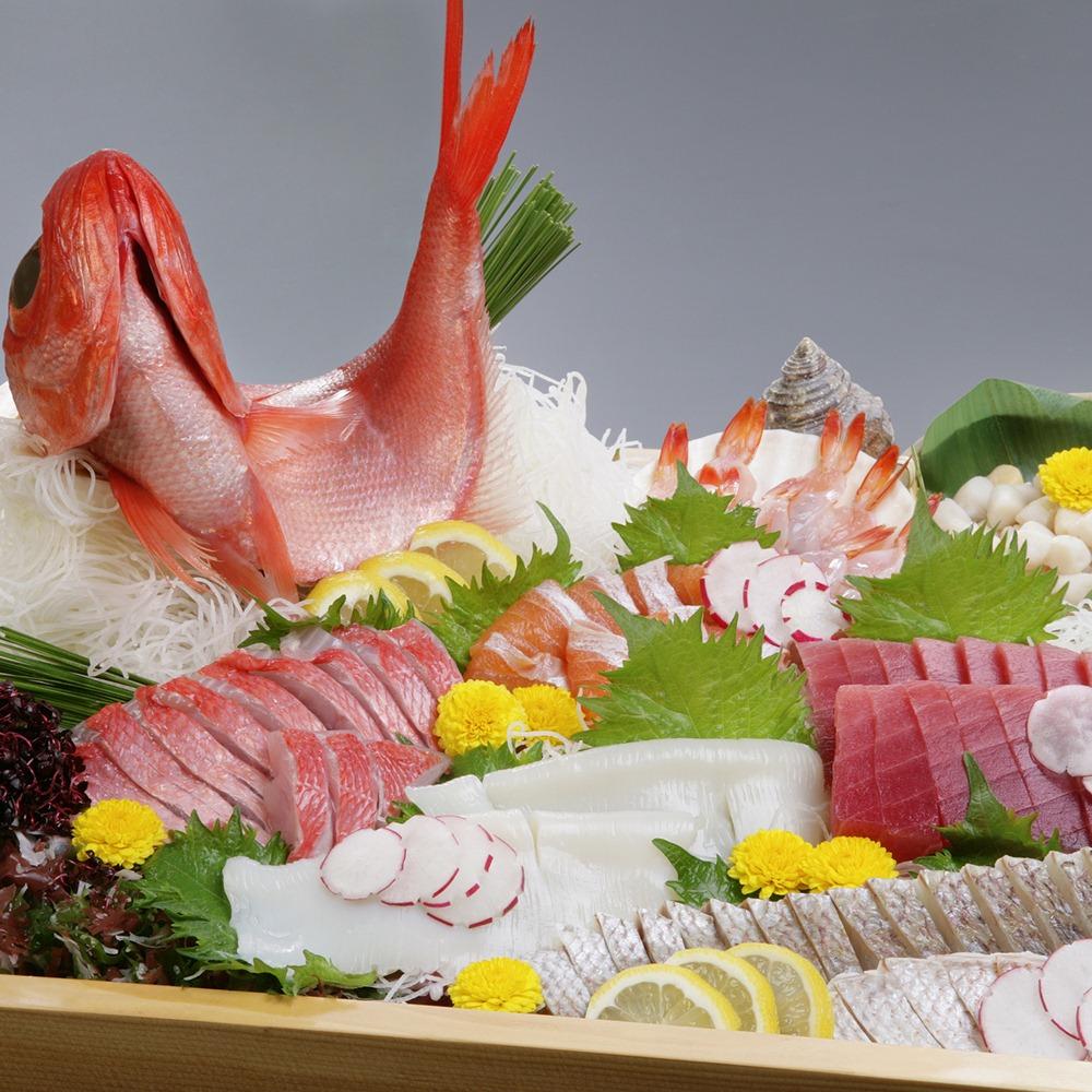 刺身、鲜鱼