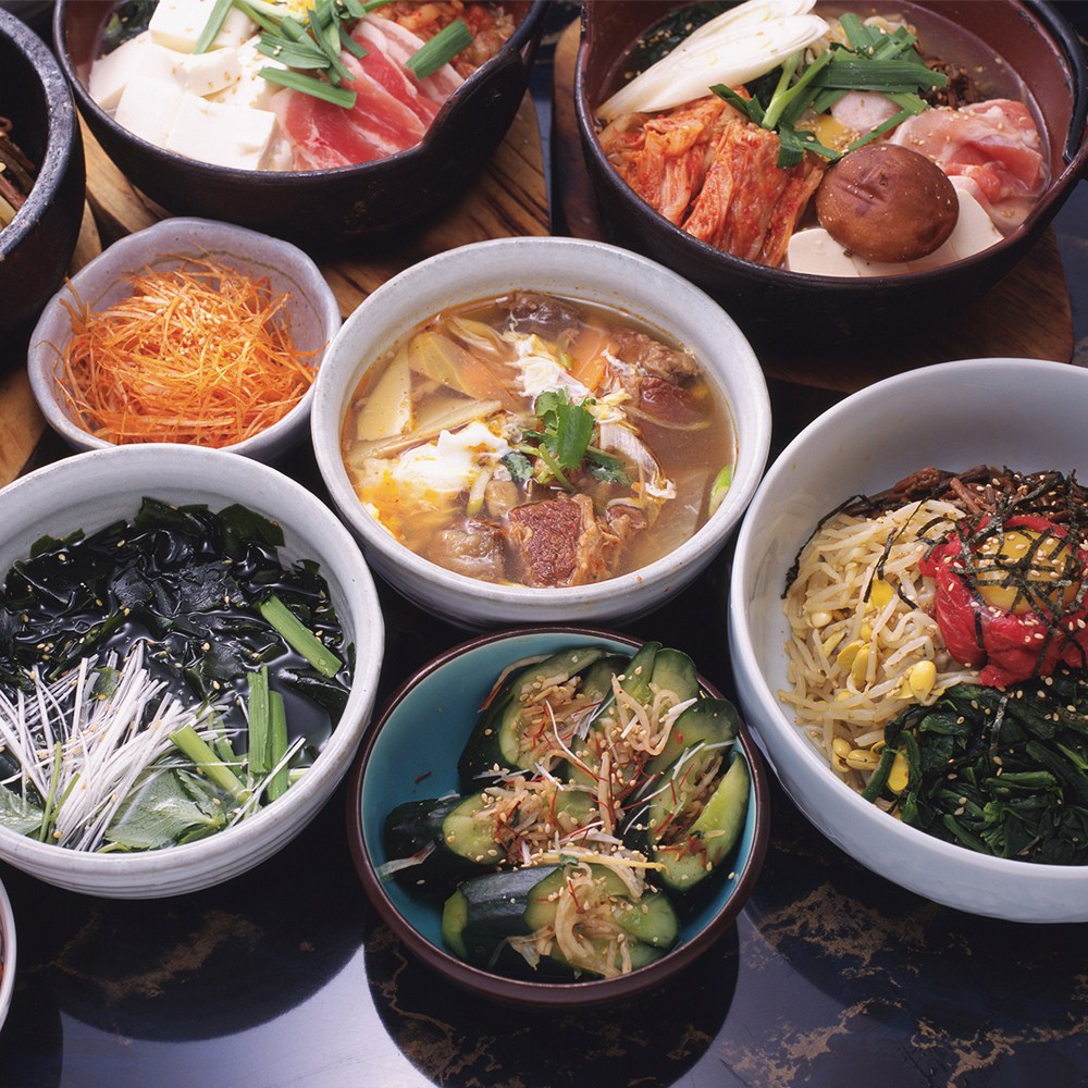 Other Korean Food