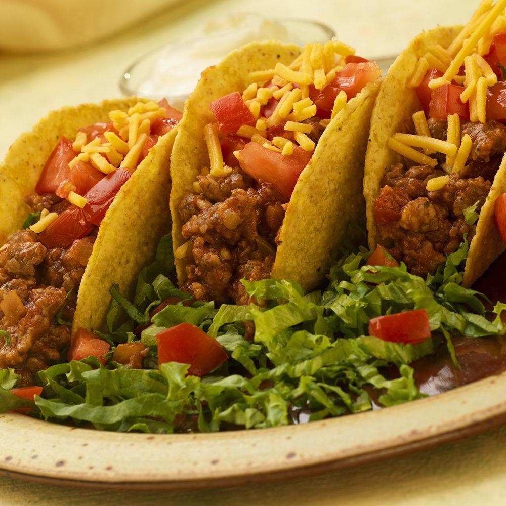 Makanan Meksiko