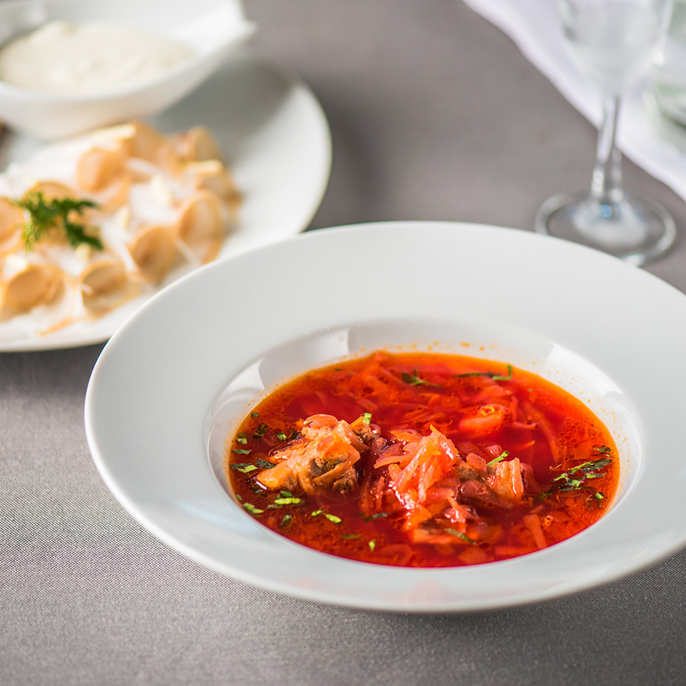 Makanan Rusia
