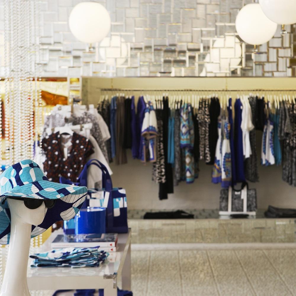 ファッション専門店