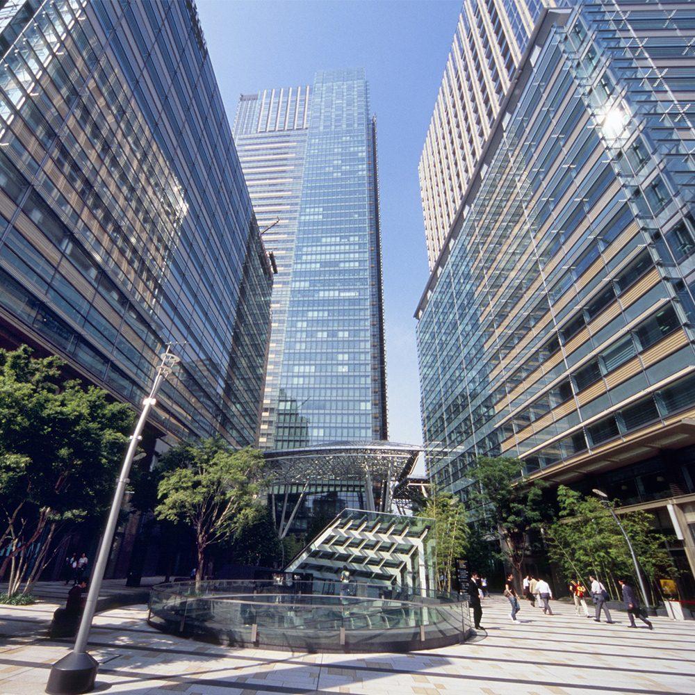 綜合型商業廣場