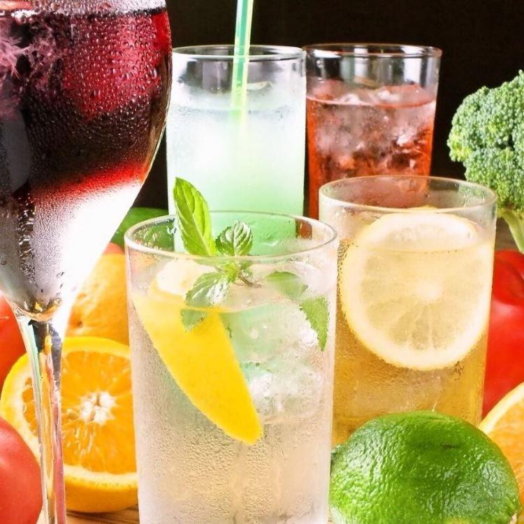 1 Drink 1 free