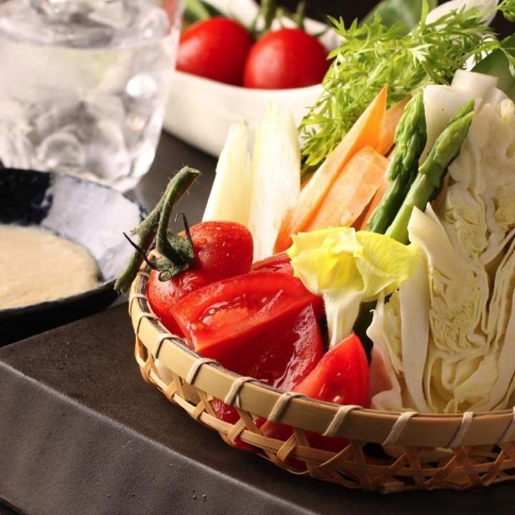 京都蔬菜Bagna马尾礼物 礼品