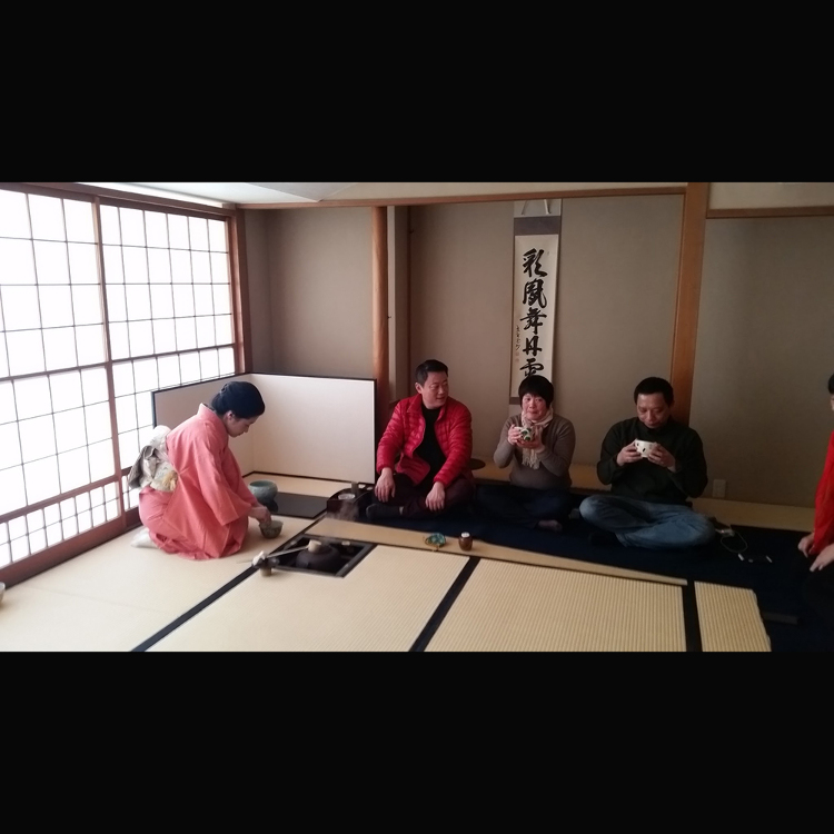 [For Sakura Petal holders]¥500 off for customers attending the tea ceremony experience course *Limit first 30 people per day500JPY OFF