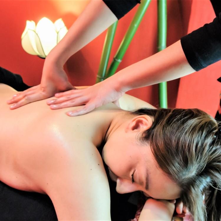 Aromatherapy massage 120min \8000