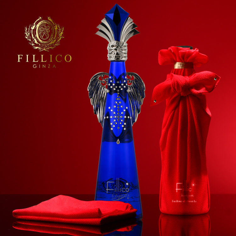 Buy Fillico Sake at Fillico Ginza Shop, then you get Fillico Original HUROSHIKI for free ! Check it now! www.fillico.com