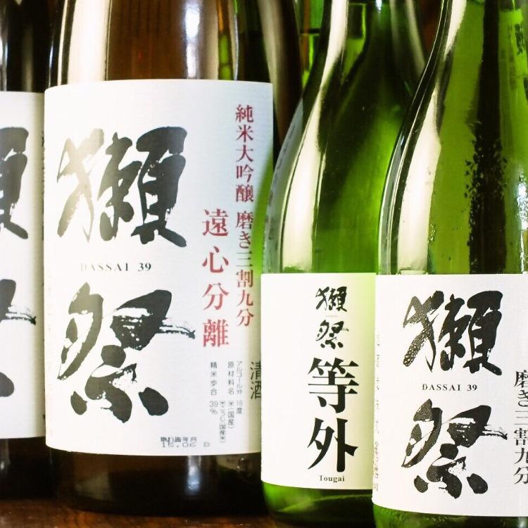 日本酒1杯290円!
