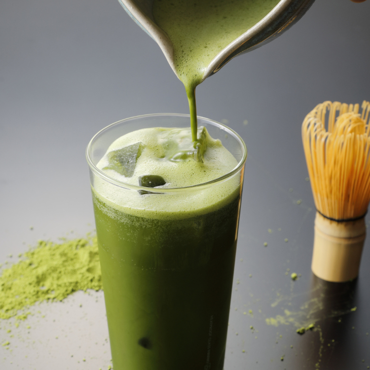 A cultural experience – Try making your own Matcha sourced from Mt.Fuji area
