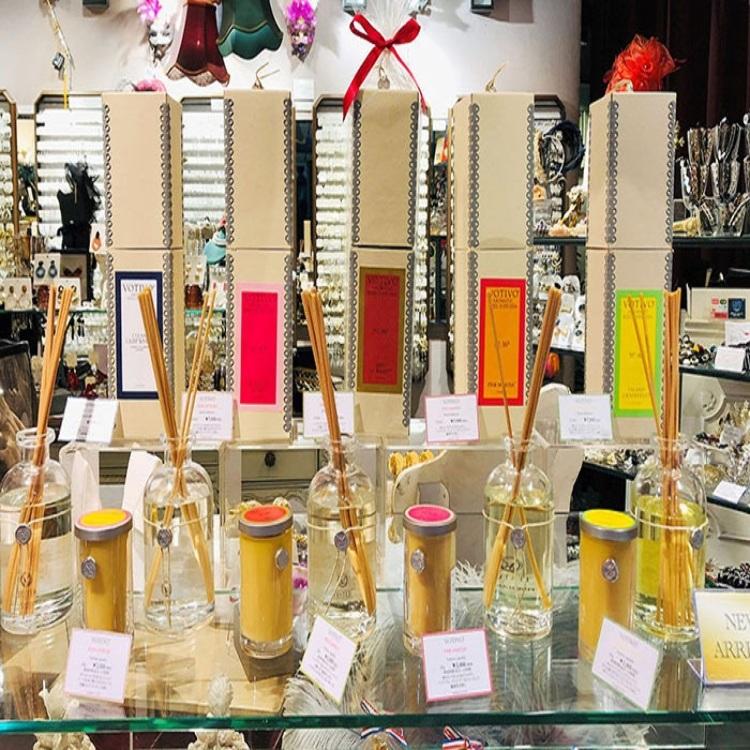 【Petit Salon de VENICE】New item! Aroma diffuser&Candle