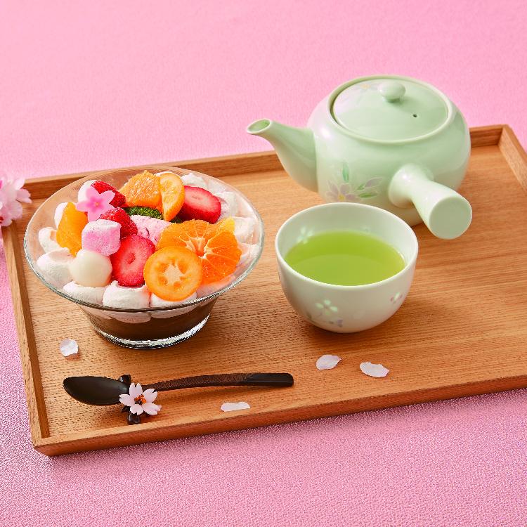 ◆樱花甜点介绍 日式茶室篇◆