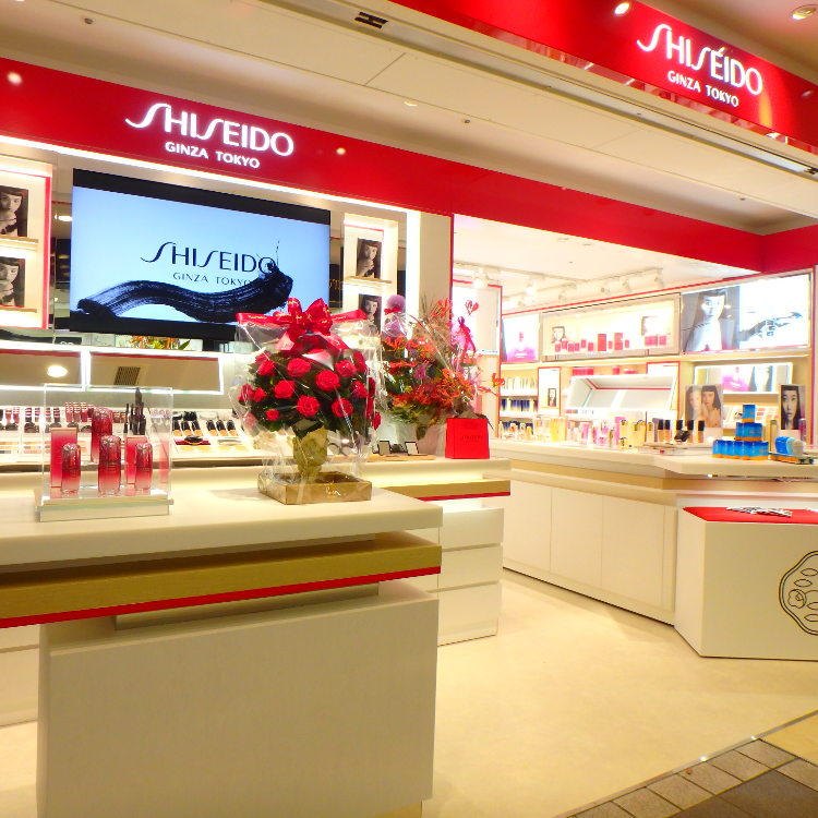New department store brand「Global Shiseido」open!