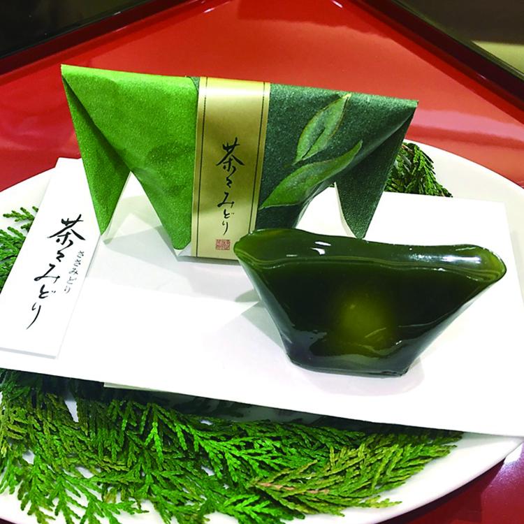 Season Limited Japanese Sweets / Odakyu Department Food Floor