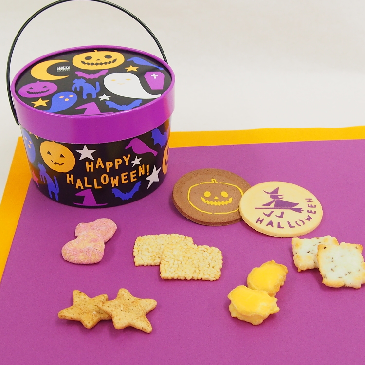 【Season limited】Halloween basket