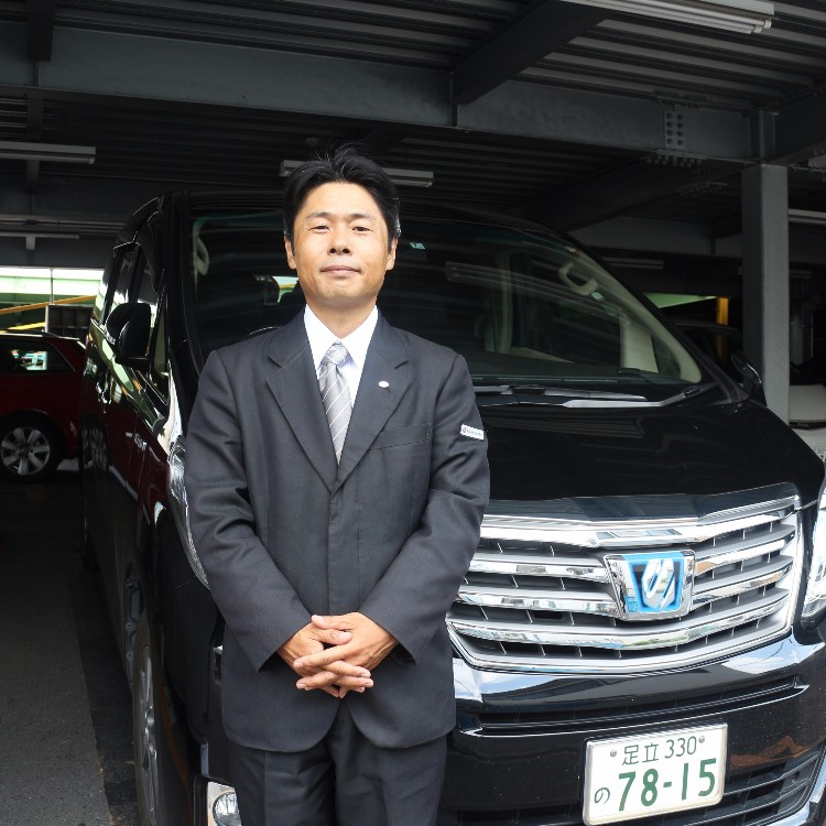 Perfect for personal tour in a small group, by your limousine in Tokyo.