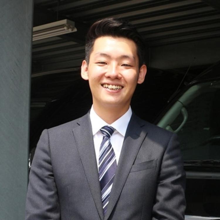 We will introduce guide drivers to guide customers.Naoya Yokooka.