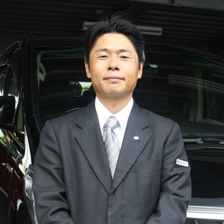We will introduce guide drivers to guide customers.Youichi Akiyama