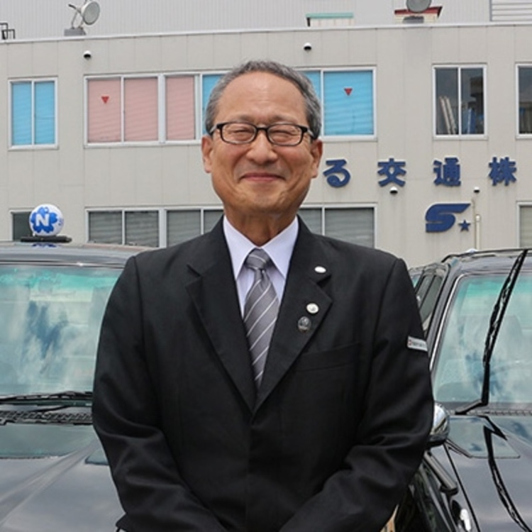 e will introduce guide drivers to guide customers.Takehide Amari