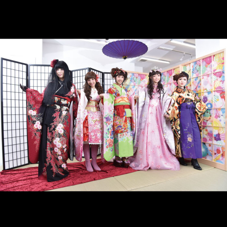 もしもし着物サロン Produced by 夢乃屋
