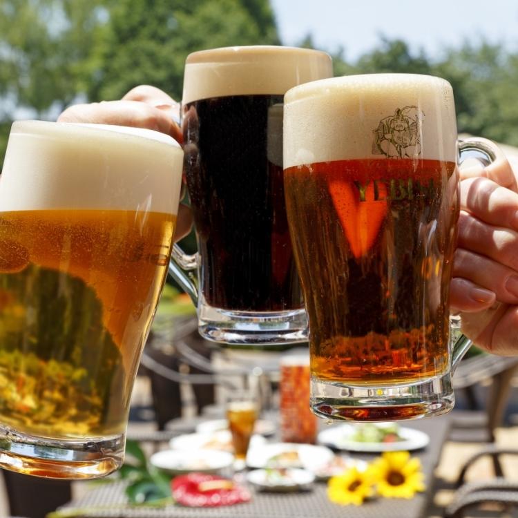 "Restaurant Centro ""Beer garden"" opene!"