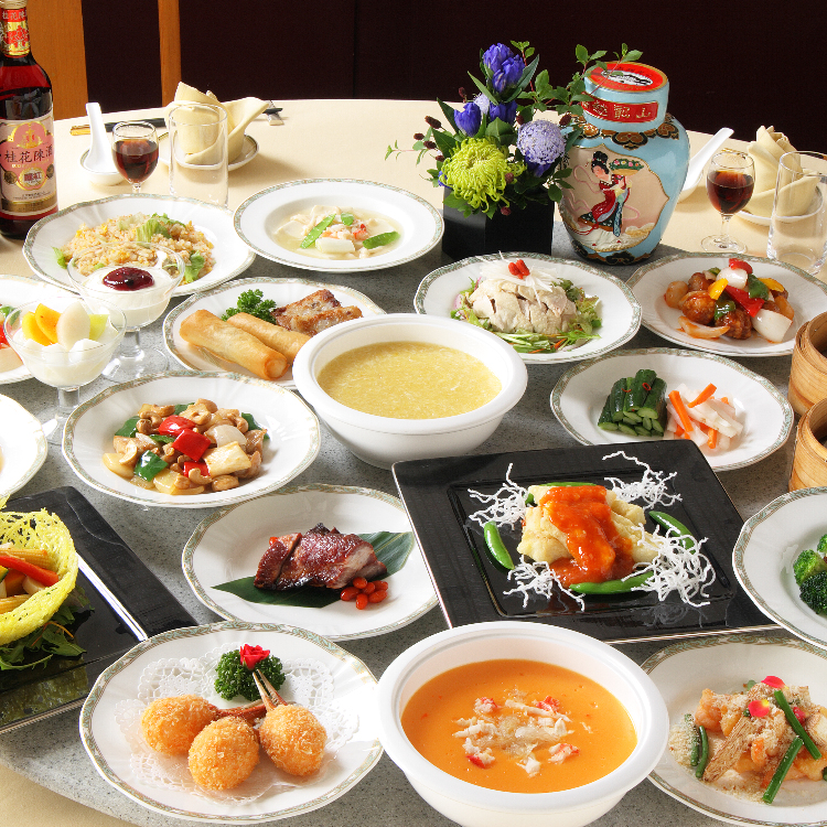 11/18 (Sunday) only Commemorating the 20th anniversary of opening Chinese Restaurant Ka-Lin Free order buffet