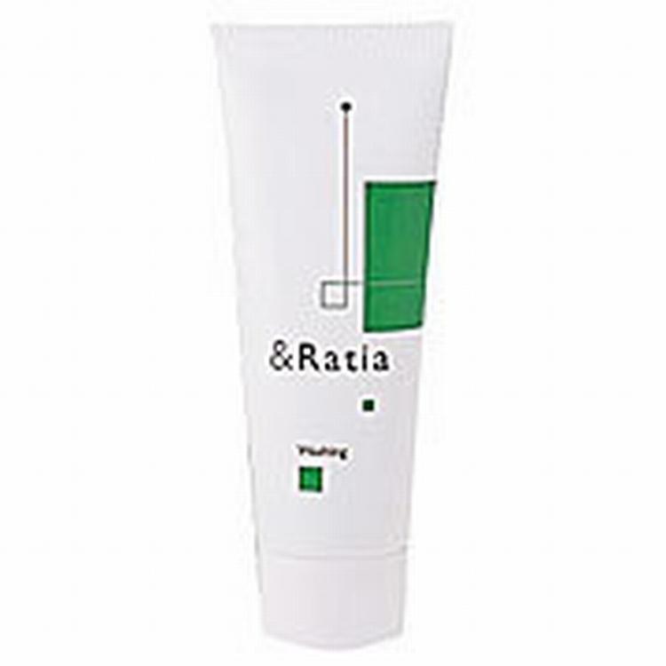 The Japan-originated cosmetics brand【Ratia】-「Face foam(100g) 5,000円」