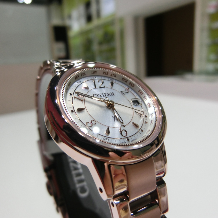 CITIZEN xC New Model